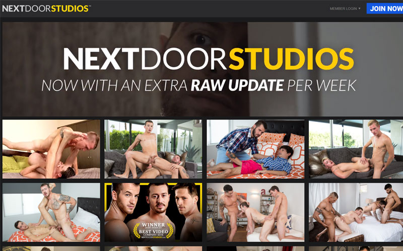 Get your Next Door Studios one dollar trial membership here!